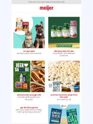 Meijer - Get Ready for Deals and More Brands to Explore