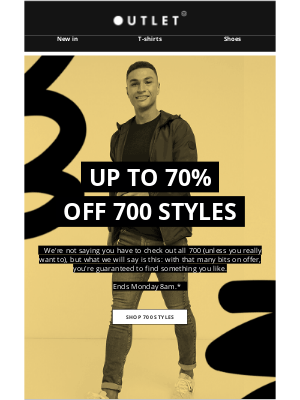 ASOS (US) - Up to 70% off 700 styles 😮