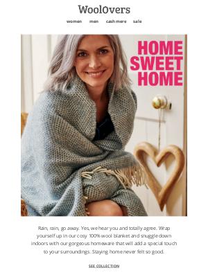 WoolOvers (UK) - Heart-warming Homeware.