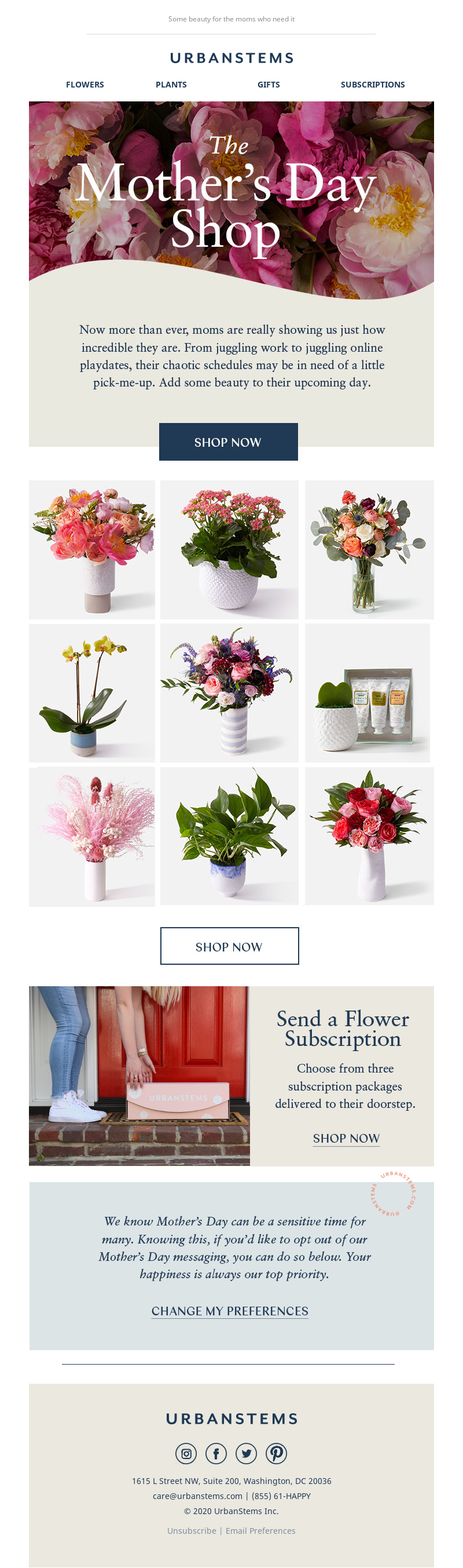 Some beauty for the moms who need it | Now more than ever, moms are really