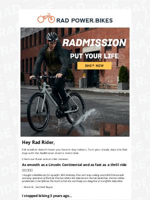 Rad Power Bikes - RadMission: