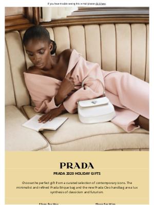 Prada - Prada 2020 Holiday Gifts