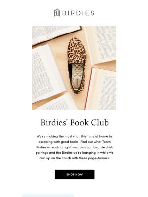 Birdies - Birdies' Book Club
