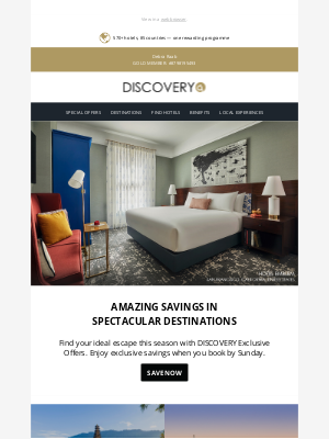 Global Hotel Alliance - Save Now on Your End of Year Travel