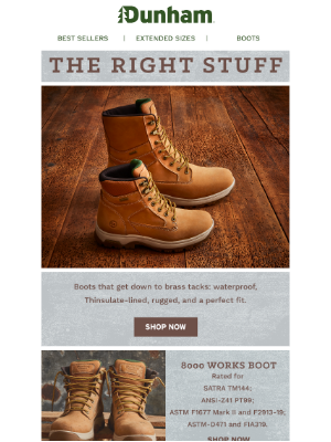 Rockport Company - Our Top-Rated Work Boots: We insist on only the best.