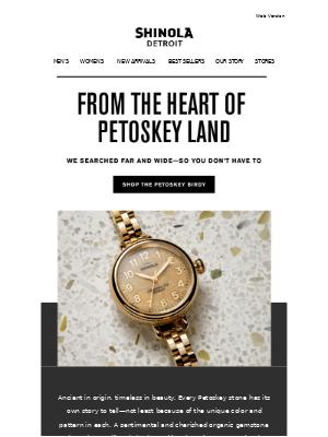 The Petoskey Birdy