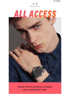 Access These Accessories + Don't Miss The Private Sale