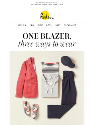 Boden (UK) - Wear-with-all wonders this way
