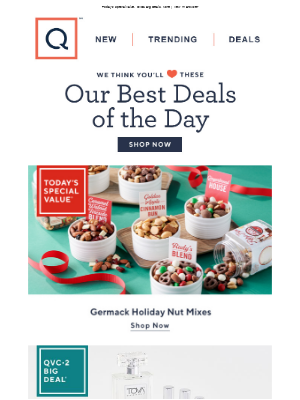 QVC - Today's Top Deals (Wednesday, July 22, 2020)