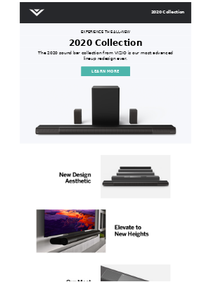 New 2020 Sound Bars Coming Soon