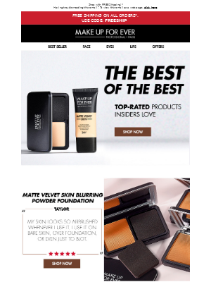 Our Top-Rated Products