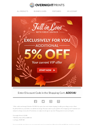 Overnight Prints - Dream. Create. Print and Share. Fall in Love with Additional Savings all Weekend!