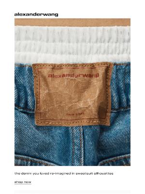 Alexander Wang - good jeans
