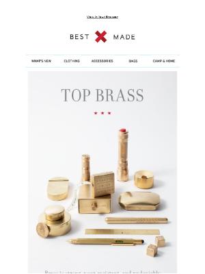 Best Brass