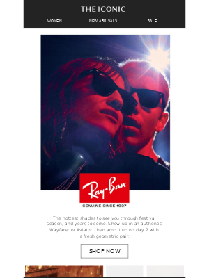Ray-Ban sunglasses for every style & mood
