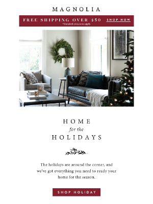 Magnolia Market - See Jo's new collections for winter