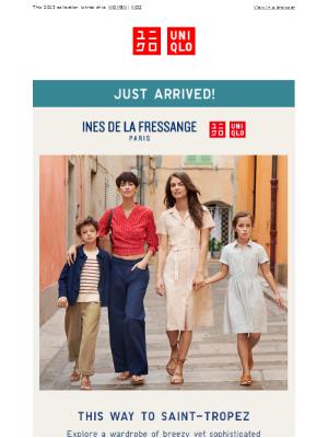 Ooh la la! NEW Ines de La Fressange is here!