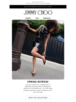 Jimmy Choo - Step Into Spring