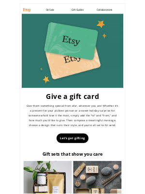 Etsy - We all know someone picky