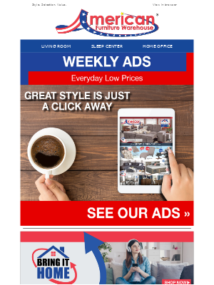✅ Check out our weekly ads!