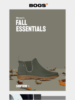 BOGS - Our Top 3 Women's Boots for Fall   Shop Now
