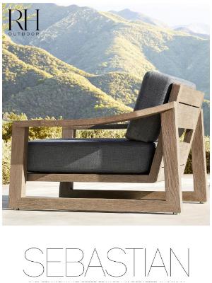 Midcentury Modern Outdoor Collections by Designer Mario Ruiz of Spain