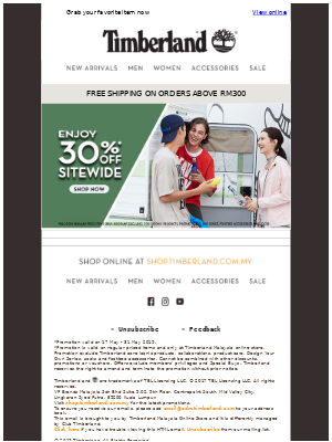 Hari Raya Exclusive | 30% OFF Sitewide