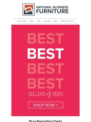 National Business Furniture - Open for best selling desks of 2020 >