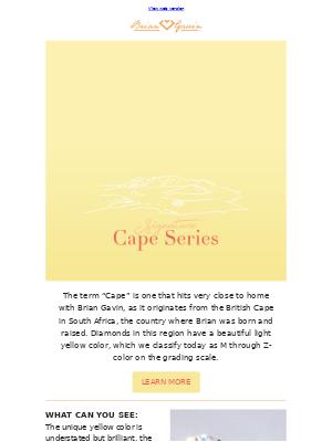Meet Me: Signature Cape Series