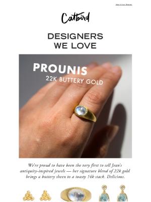 Catbird - ICY DIAMONDS + TOASTY GOLD