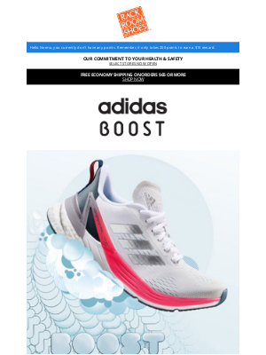 Rack Room Shoes - Upgrade your run with adidas Response Boost