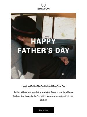 Brixton LLC - Cheers to Dad