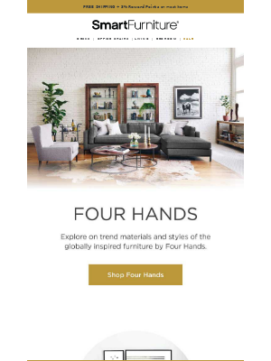 Introducing: Four Hands Furnishings