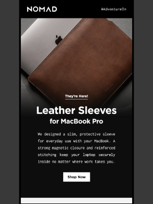 Nomad Goods - Ahhh…the Smell of Fresh Horween Leather
