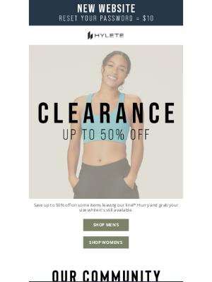 HYLETE LLC - Savings up to 50% 🤩