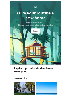 Airbnb - Phillip, turn the everyday into a getaway