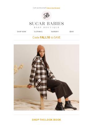 Sugar Babies - 🍁🎃🍂 Coupon Inside..Expires Sunday! 🍁🎃🍂