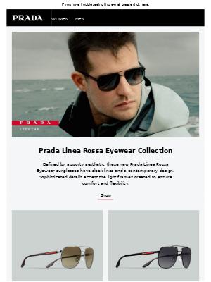 Prada - Prada Linea Rossa Eyewear