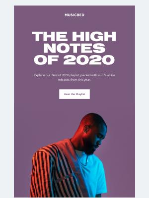 Musicbed - Musicbed   2020 Recap