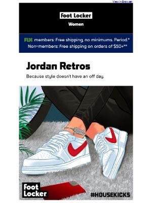 Always in Style – kicks from Jordan