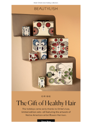 Beautylish - The gift of healthy hair—perfect to give or keep 🎀