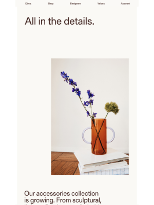 dimshome - Bottoms up for independent design. Wares from Sophie Lou Jacobsen, Ladies & Gentlemen — and more.