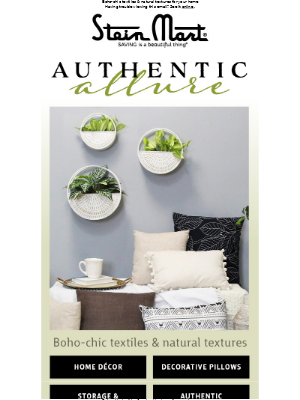 New Home Trend: Authentic Allure