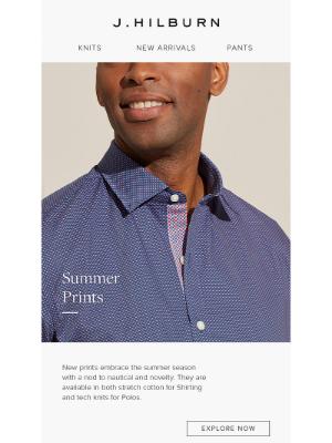 J.Hilburn - It's Summer Print Time