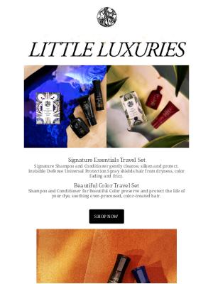 Oribe - Little Luxuries 🎁