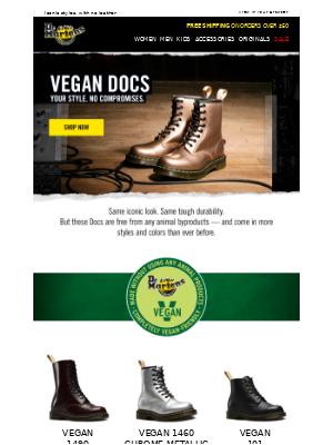 Want more vegan Docs?