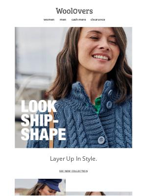 WoolOvers (UK) - Look Ship-Shape.