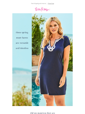 Lilly Pulitzer - $98 dresses you'll <3