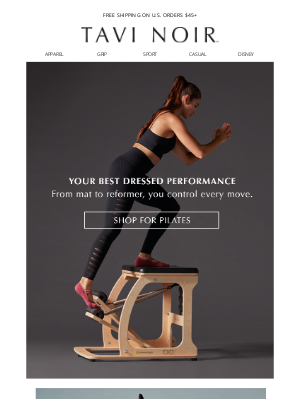 Beyond Yoga - Your best dressed performance