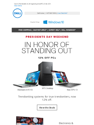 Alienware - Presidents Day Weekend Sale is back!
